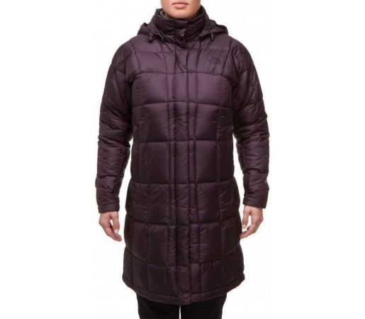 Geaca The North Face W's Metropolis Parka Violet 2013