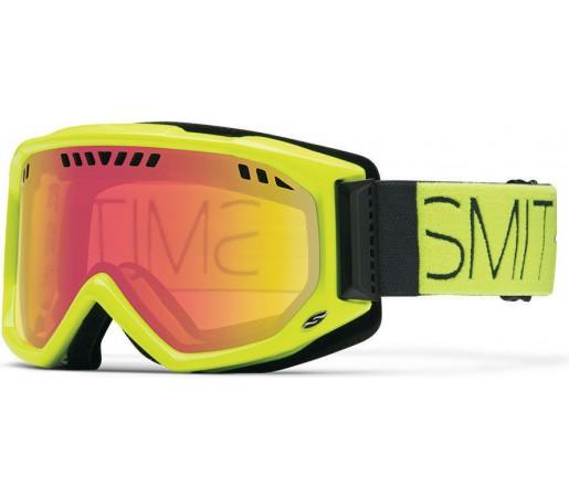 Ochelari Schi si Snowboard Smith SCOPE PRO Acid Block / Red Sensor mirror