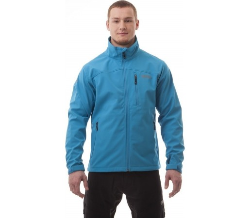 Geaca Nordblanc Advanture Men's Softshell Jacket Albastru