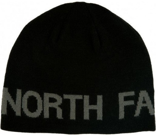 Caciula The North Face Reversible Banner Black/Grey