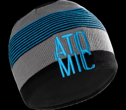 Caciula Atomic AMT Stacked Grey/Black