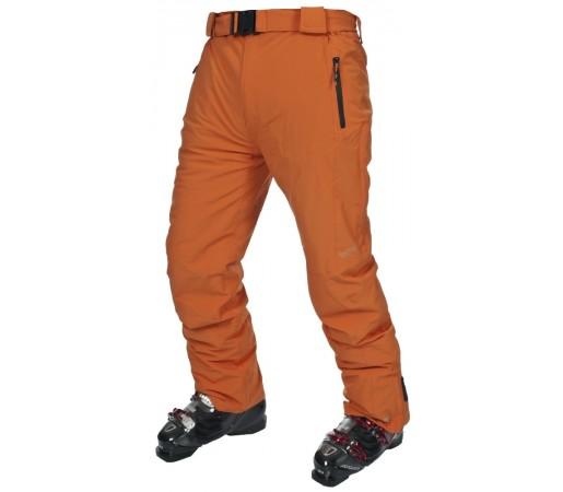 Pantaloni schi si snowboard Trespass Alden Carrot M Portocalii
