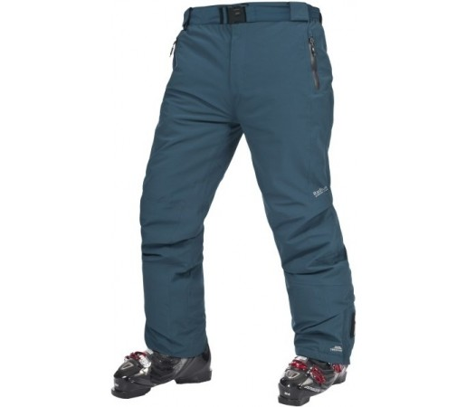 Pantaloni ski Trespass Alden Dark Teal