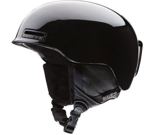 Casca Schi si Snowboard Smith Allure Black Discord