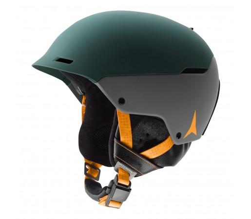Casca Schi si Snowboard Atomic Automatic LF 3D Gri/Verde