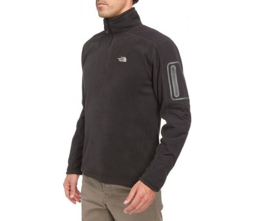 Bluza The North Face M's Glacier Delta Negru 2013