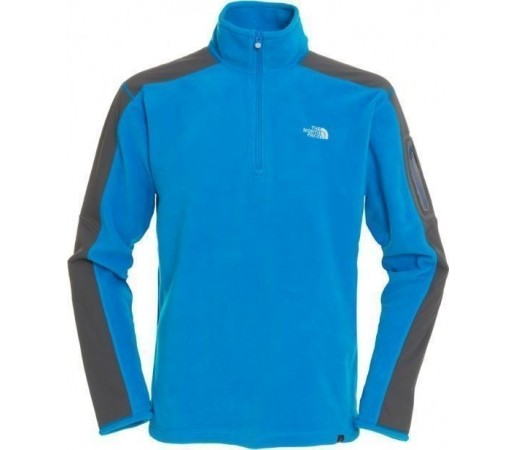 Bluza The North Face M's Glacier Delta Albastru 2013