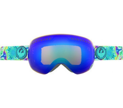 Ochelari Schi si Snowboard Dragon APXS Scope Albastru/ Blue Steel + Yellow Blue Ion