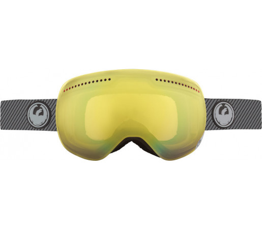Ochelari Schi si Snowboard Dragon APX Boost Negru/ Transition Photochrome Yellow