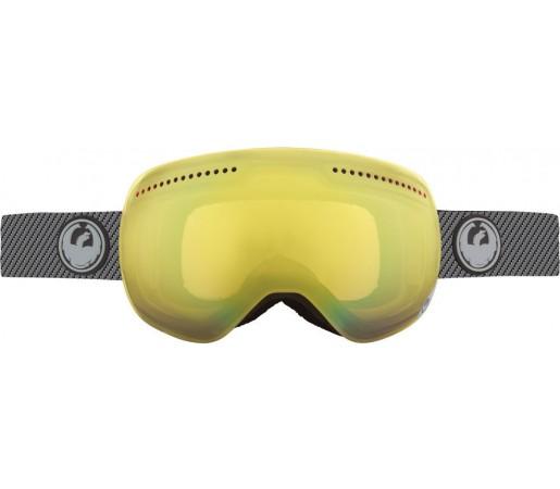 Ochelari Schi si Snowboard Dragon APXS Boost Negru/ Transition Yellow