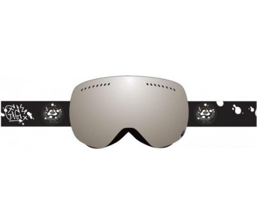 Ochelari Schi si Snowboard Dragon APXS Gigi Signature Gri/ Ionized + Yellow