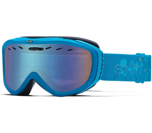 Ochelari Schi si Snowboard Smith CADENCE Aqua Fridays / Blue Sensor mirror