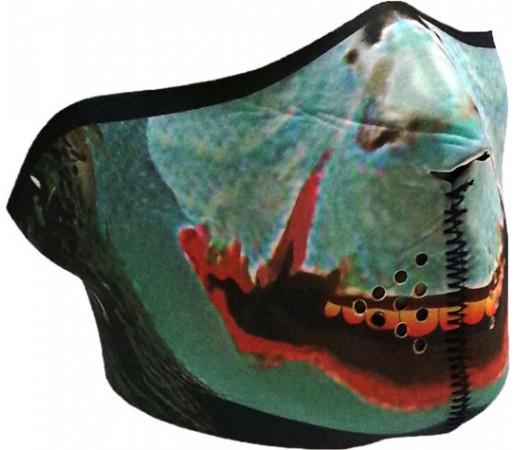 Masca fata Bars Art 15