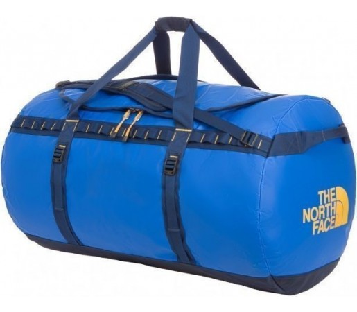 Geanta The North Face Base Camp Duffel Albastru