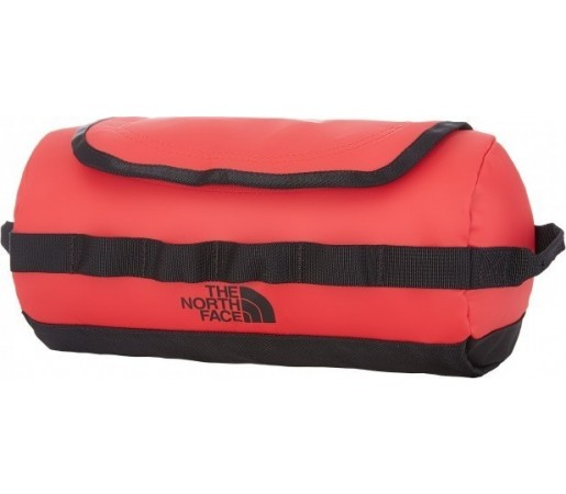 Geanta The North Face Bc Travel Canister Negru/Rosu