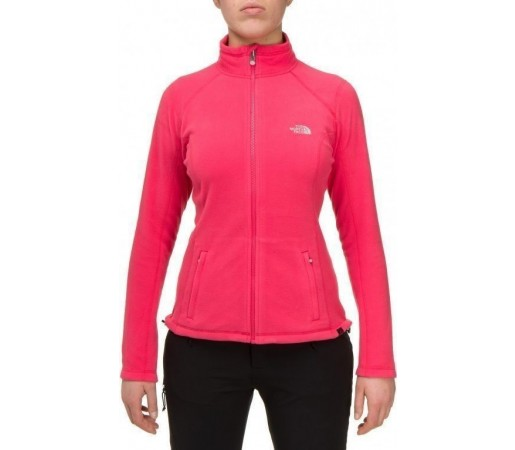 Bluza The North Face W's 100 Glacier FZ Roz 2013