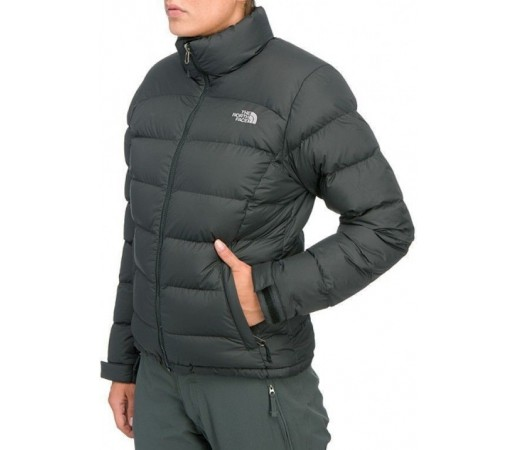 Geaca The North Face W Nuptse 2 Negru