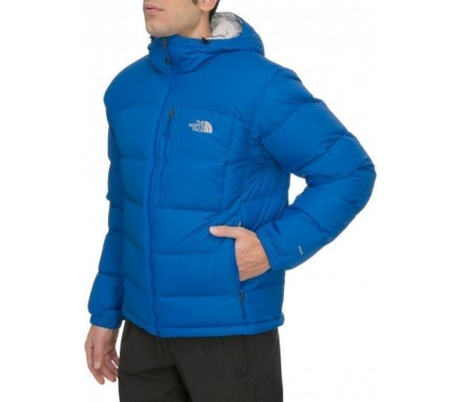 Geaca The North Face M Argento Albastru
