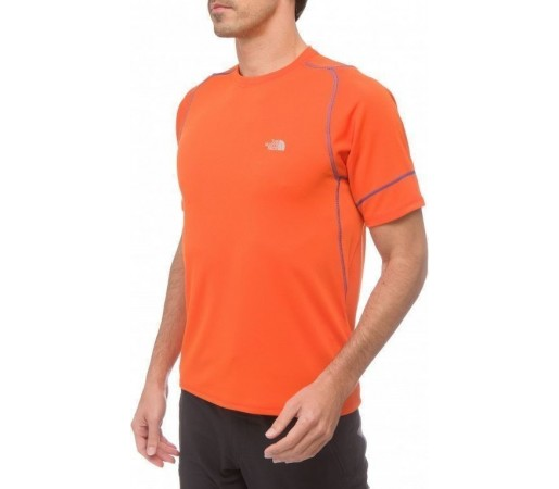 Tricou The North Face Lugo M Mandarin Orange 2013