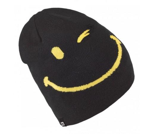 Caciula Brekka B-Smiley Neagra/Galbena