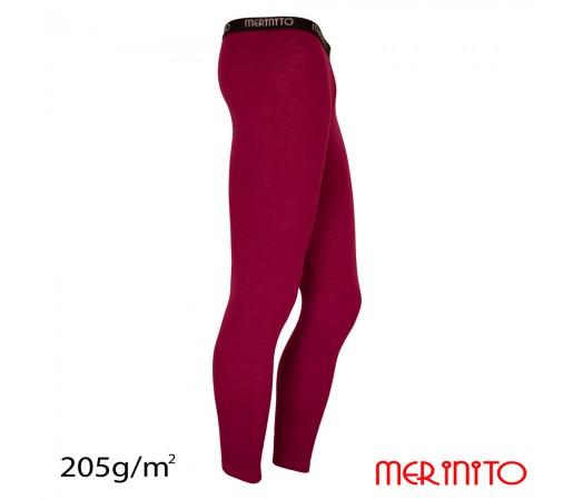 Pantaloni First Layer Merinito Lungi Visinii