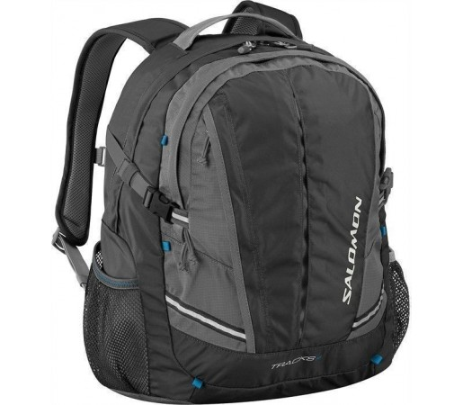 Rucsac Salomon Tracks 30 Asphalt/Black/Bright Blue 2013