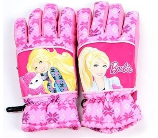 Manusi Disney Barbie Roz Vivid