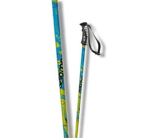 Bete Schi Salomon Arctic Blue/ Yellow