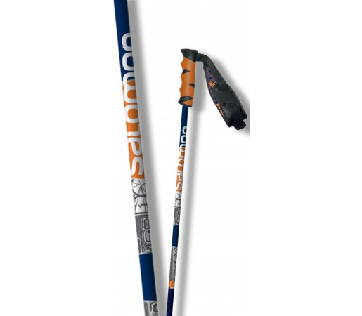 Bete Ski Salomon HACKER Blue/ Orange