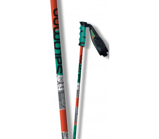 Bete Ski Salomon HACKER Orange/Green