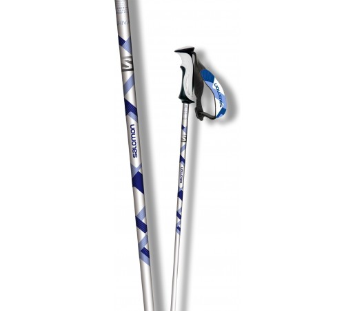 Bete Ski Salomon Shiva White- Purple