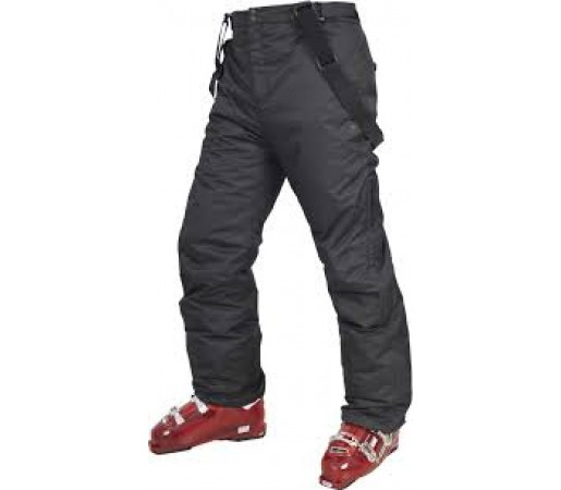 Pantaloni schi si snowboard Trespass Bezzy M Negri