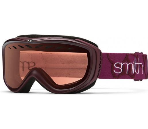 Ochelari Schi si Snowboard Smith TRANSIT PRO Blackberry/RC 36 Rose Copper
