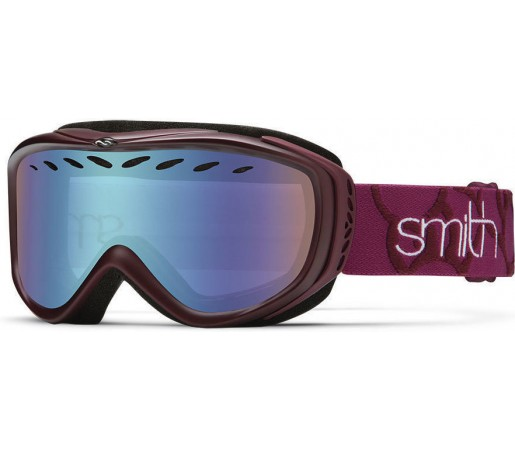 Ochelari Schi si Snowboard Smith TRANSIT PRO Blackberry/Blue Sensor mirror