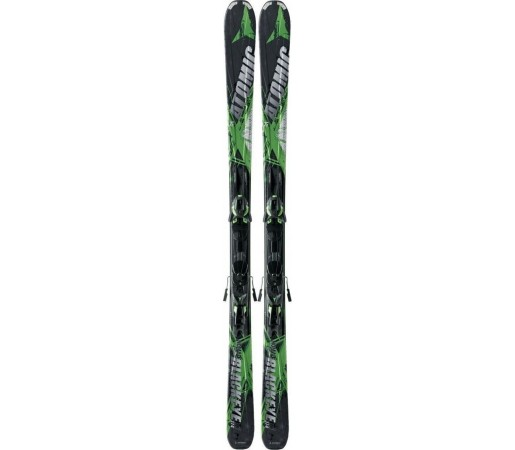 Skiuri Atomic Nomad Blackeye TI + Legaturi XTO 14 2012