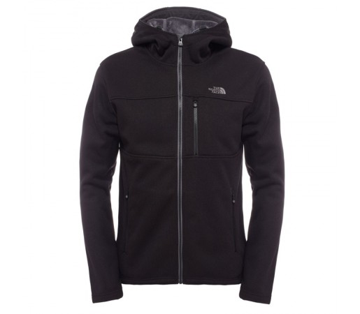 Geaca The North Face M Cosmos Full Zip Hoodie Neagra