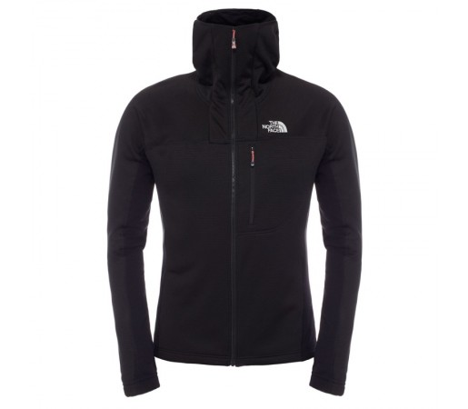 Polar The North Face M Super Flux Hoodie Negru