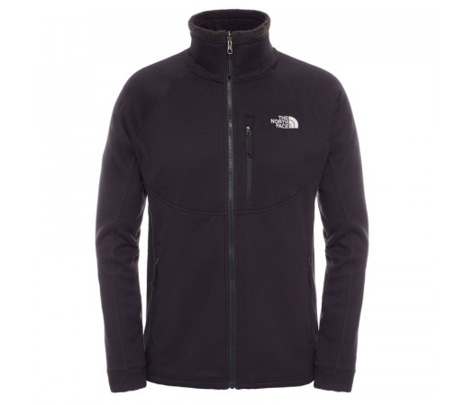 Bluza The North Face M Timber Full Zip Neagra