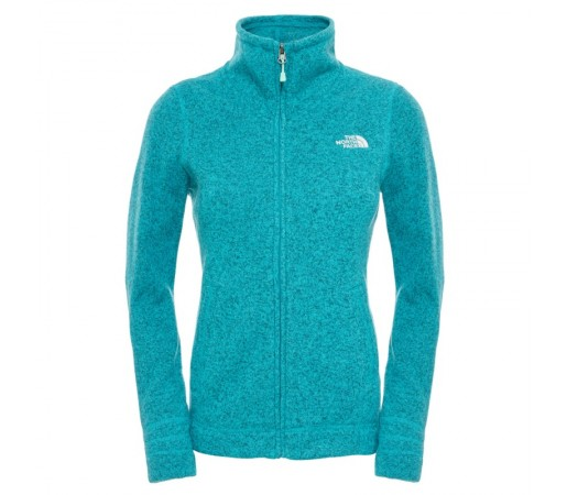 Bluza The North Face W Crescent Verde
