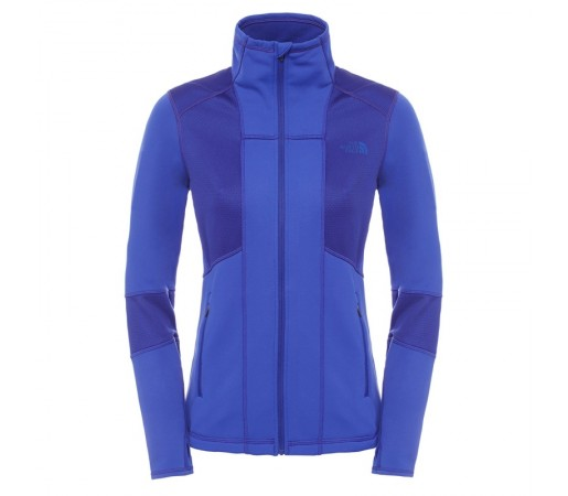 Mid-layer The North Face W Croda Rossa Albastru