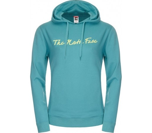 Bluza The North Face W Open Gate Hoodie Light Verde