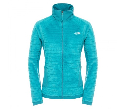 Polar The North Face W Radium Hi-Loft Jacket Verde