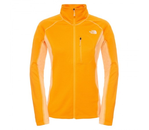Polar The North Face W Super Flux Portocaliu