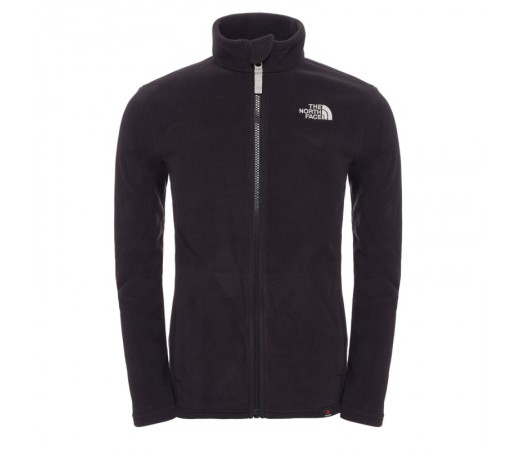Polar The North Face Y Snow Quest Full Zip Negru