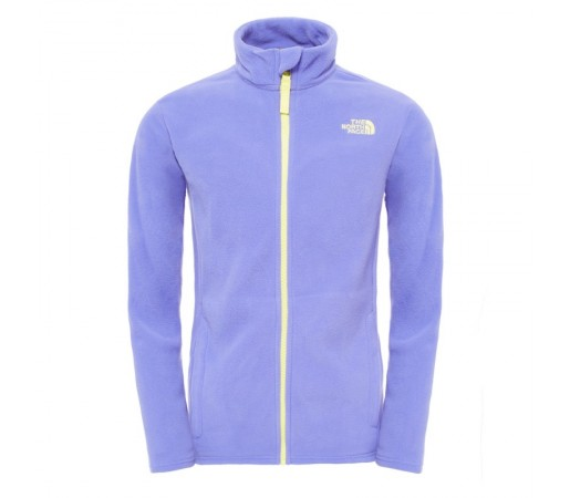Polar The North Face Y Snow Quest Full Zip Mov