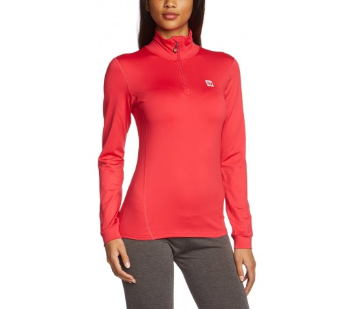 Bluza First Layer Brekka Active Top Zippy Woman Roz