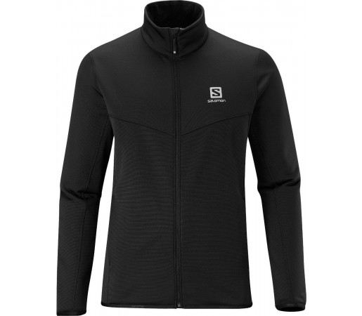 Bluza Salomon CRUZ FZ BLACK
