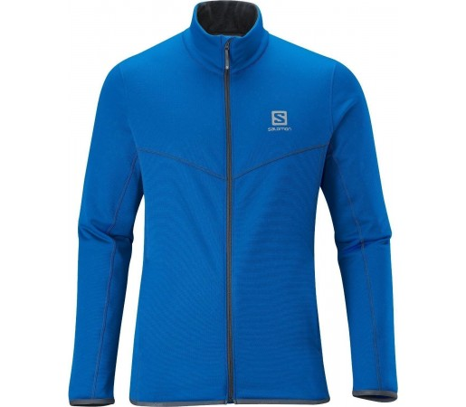 Bluza Salomon CRUZ FZ Blue