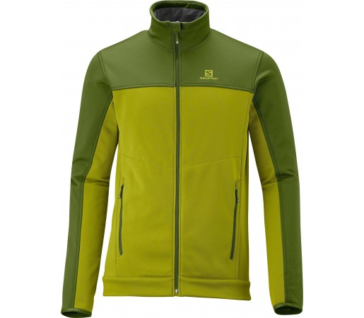 Bluza Salomon Cruz Fz M Green