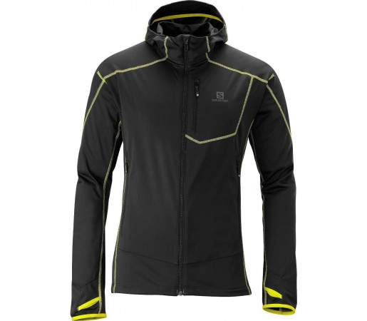 Bluza Salomon MT BARON WS M BLACK